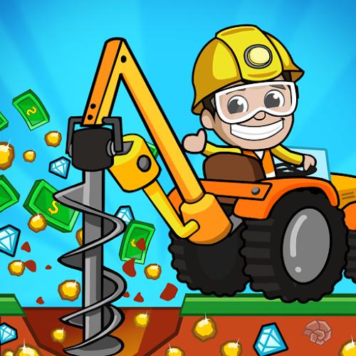 Idle Miner Tycoon: Gold & Cash (Mod Money) 3.65.0 mod
