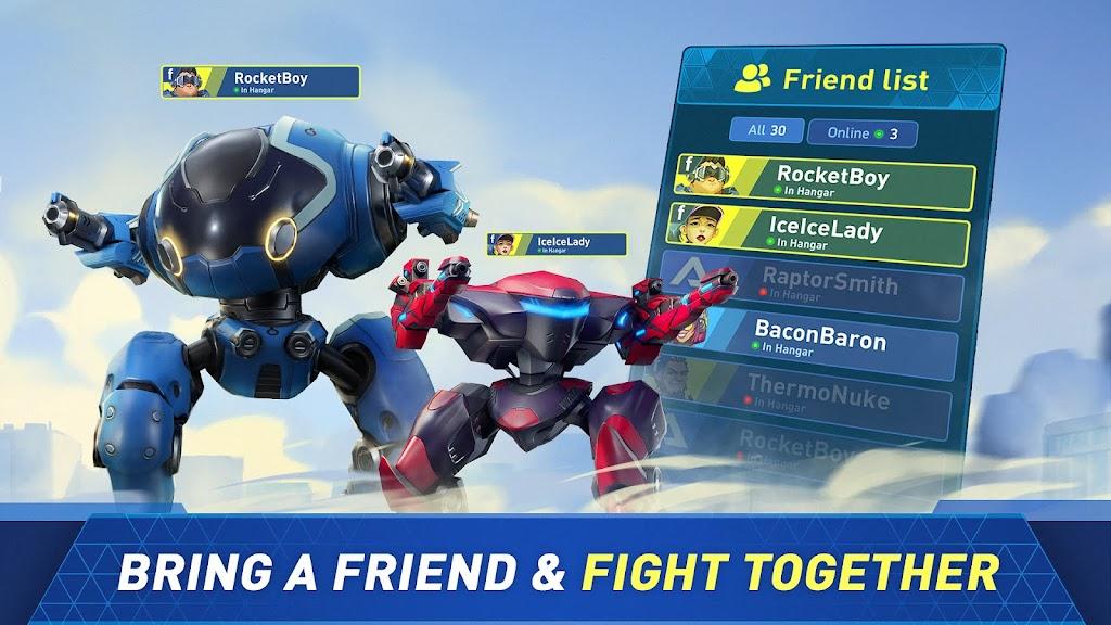 Mech Arena: Robot Showdown poster 9