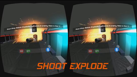 VR Mini Robo Hack Online (Android iOS) 1