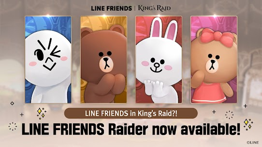 KING`s RAID MOD (Unlimited Money) 1
