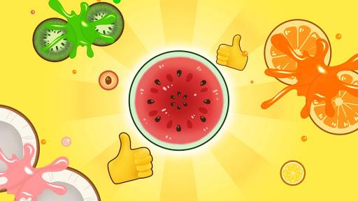 Easy Merge - Watermelon challenge  screenshots 8