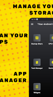 Titan Booster - Boost Speed Up Your Phone