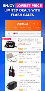 אפליקציית קניות מקוונות מס '1 של לאזאדה 4