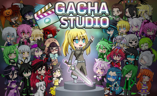Gacha Studio (Anime Dress Up) 2.1.2 screenshots 1