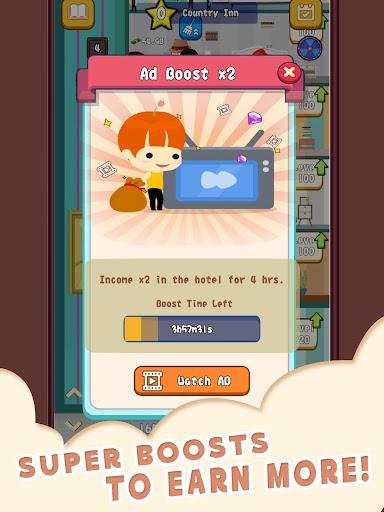 Hotel Tycoon screenshot 7