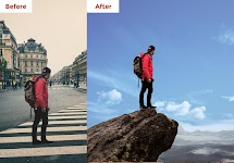 screenshot of Photo Background Changer- Remove Background editor