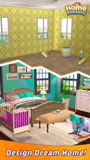 Home Fantasy - Dream Home Design Game  screenshots 2