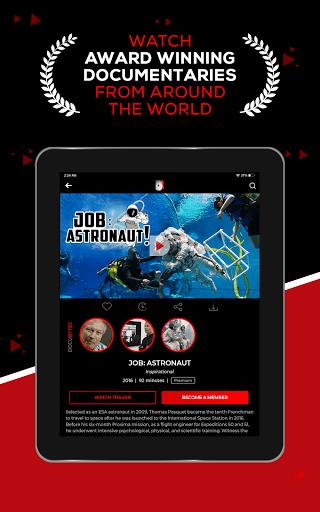 DocuBay - Streaming Documentaries android2mod screenshots 11