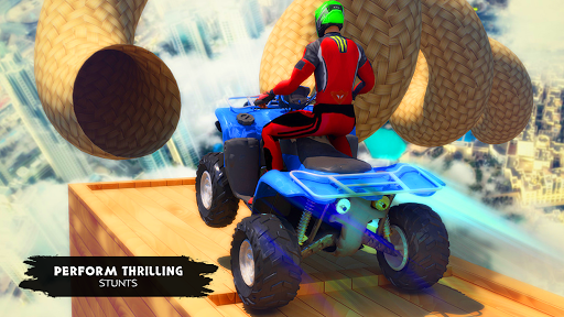 ATV Quad Bike Simulator 2021: Quad stunts Bike 4x4 1.9 screenshots 3