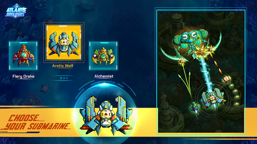 Atlantis Invaders apkpoly screenshots 7