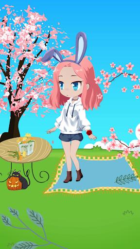 Chibi Girls - Doll Creator  screenshots 6