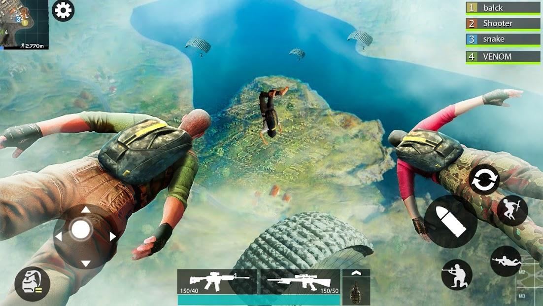 Screenshot 5 de Battle Combat Strike (BCS) - juegos de disparos para android
