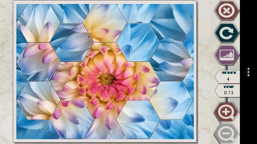 hexsaw - petals screenshot 3