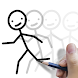 Stickman:ドローアニメーション