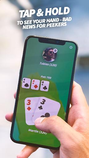EasyPoker - Poker w/ Friends  screenshots 5