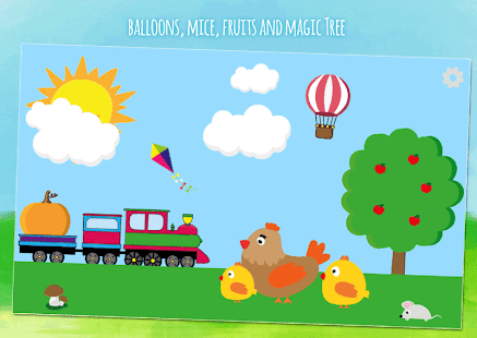 Moo & animals - kids game for toddlers from 1 year 1.9.4 Screenshots 12