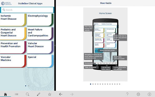 ACC Guideline Clinical App