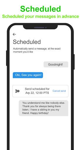 Messenger SMS & MMS android2mod screenshots 3