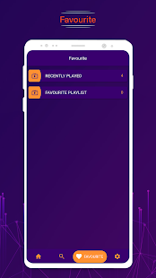 IPTV Purple Player for Mobile and Tablet