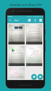 Insta Scanner - Camera Doc Scanner and PDF Maker