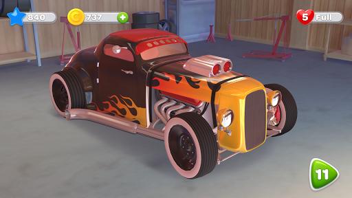 Car Restore - Car Mechanic  screenshots 5