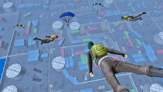 Modern Commando Strike : Free Shooting Games Mod Apk 2.5 3
