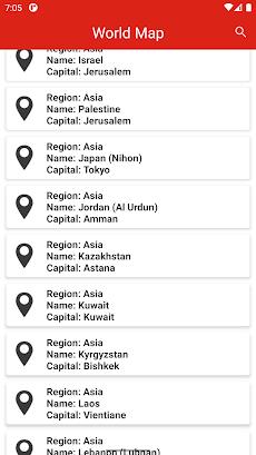 World Offline Mapのおすすめ画像2