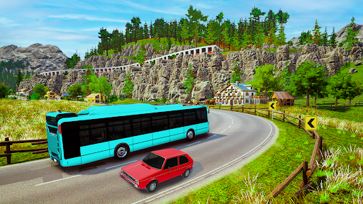 City Bus Games 3D u2013 Public Transport Bus Simulator screenshots 14