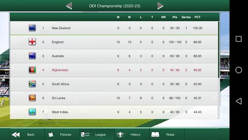 Cricket Captain 2021  screenshots 4