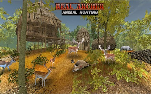 Real Archer  Animal For Pc/ Computer Windows [10/ 8/ 7] And Mac 2