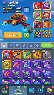 WinWing: Space Shooter Mod 1.6.5 Apk (Unlimited Money/ Blood/ Stamina/ Upgrade/ Shopping Planes) 5