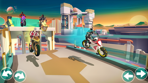 Gravity Rider: Extreme Balance Space Bike Racing 1.18.4 Screenshots 7