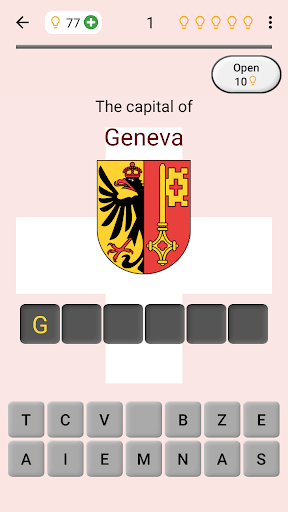 Swiss Cantons - Quiz about Switzerland's Geography 3.1.0 screenshots 2