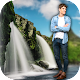 Photo Editor Frames: Water fall Background icon