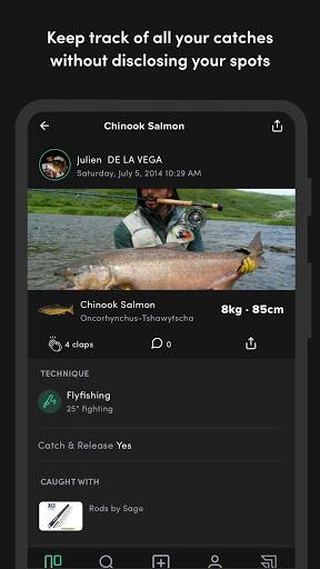 FishFriender - Social Fishing Log screenshots 3
