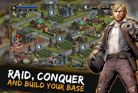 The Walking Dead Road to Survival Unlimited Coins Apk 3