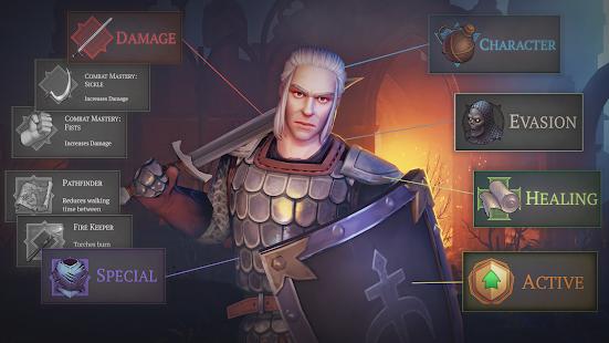 Grim Soul: Dark Fantasy Survival screenshots apk mod 3