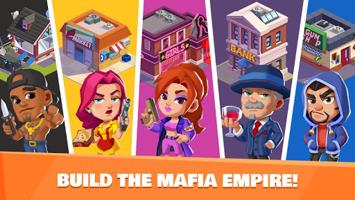 Idle Mafia - Tycoon Manager 3.0.0 screenshots 16