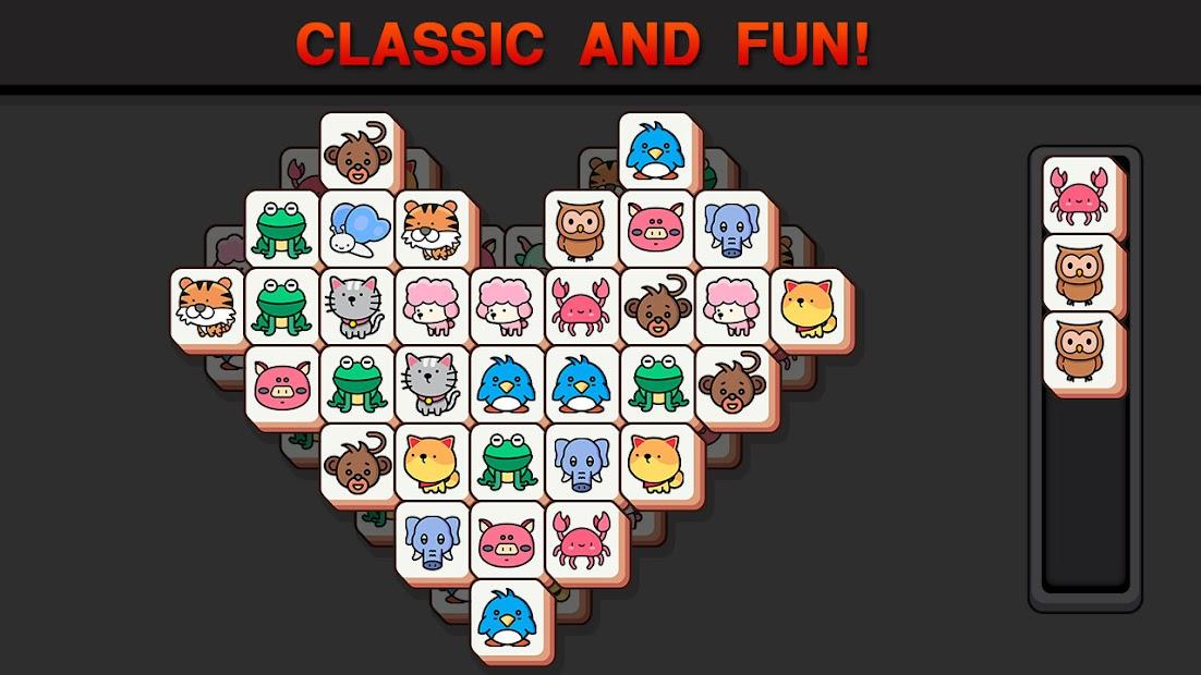 Match Animal-Free Tile master&Match Brain Game screenshot 2
