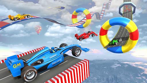 Formula Car Racing Stunts 3D: New Car Games 2021 apktram screenshots 12