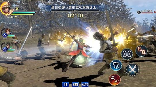 真・三國無双 Mod Apk (Mod Menu/Weak Enemy) 4