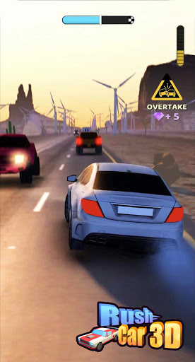 Rush Car 3D apkdebit screenshots 4