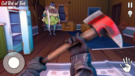 Scary Horror Clown Survival: Death Park Escape 3D  screenshots 2