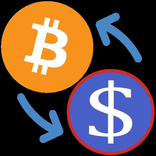 Kriptográfiai konverzió, kriptovaluta árfolyam