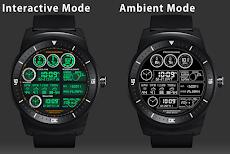 F05 WatchFace for Android Wearのおすすめ画像5