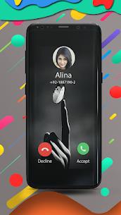 Full Screen Caller ID, Photo caller screen 1.0.8 Download Mod Apk 3