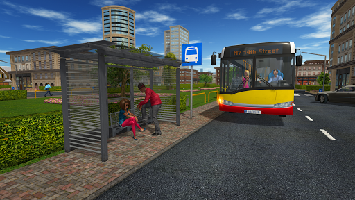 Bus Game 2.0.2 Screenshots 9