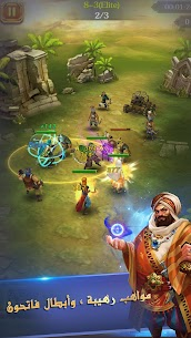 Desert Conquests Mod Apk-  Arab Legend (Unlimited Money) 4