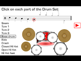 Drums Sheet Reading