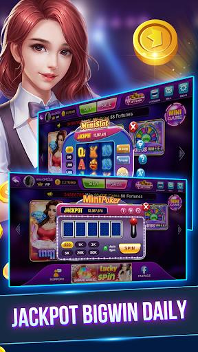 Naga888 Card Games and Slots Machine  Screenshots 1